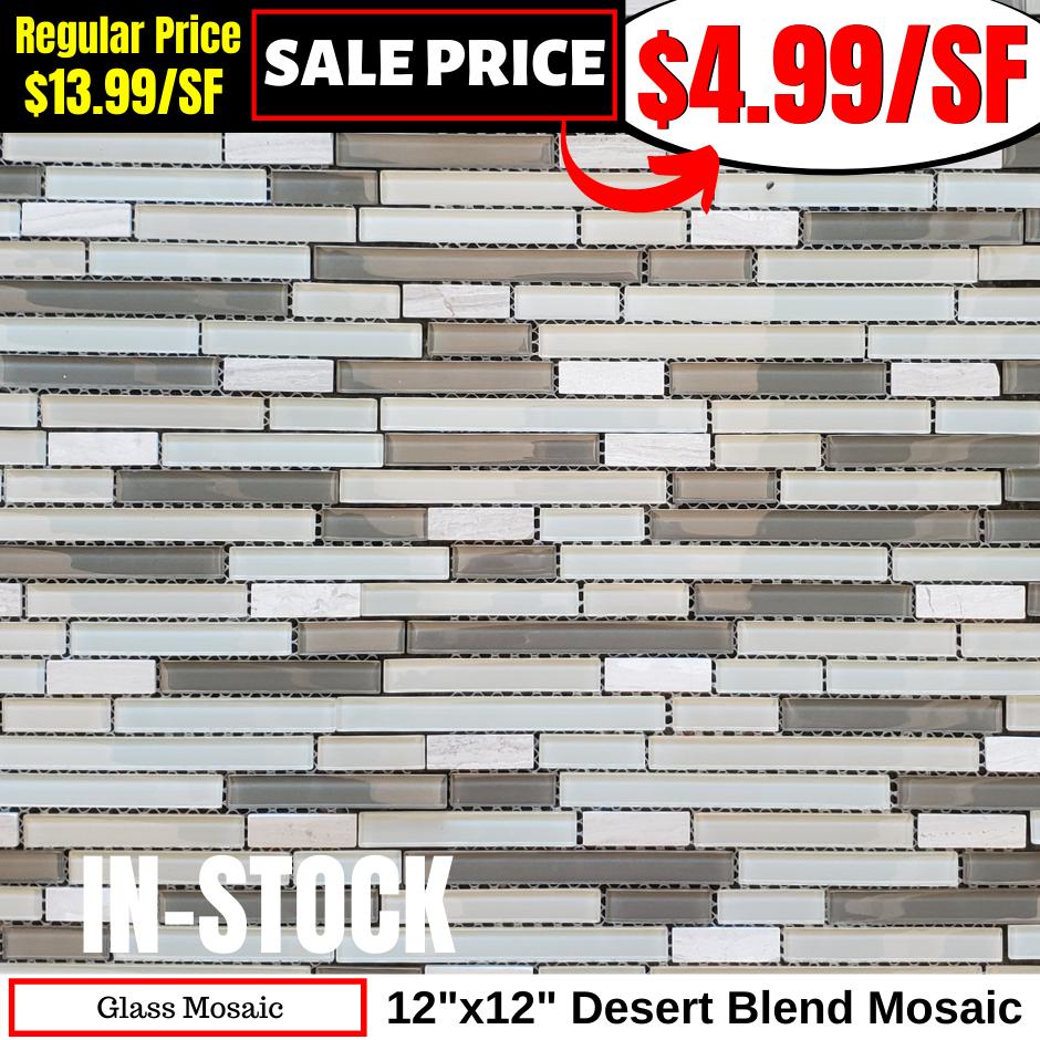 Desert Blend Mosaic